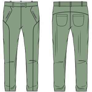 Select your   sewing patterns Trousers 790 MEN Trousers