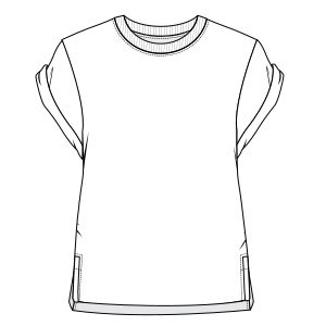 Browse our shop for sewing patterns T-shirt 3077 MEN T-Shirts