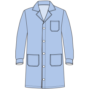 Browse through a offer of costume patterns Teacher smock LS 3100 UNIFORMS Shirts