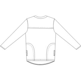All our patterns have been tested and they are ready for garments production Jumper 786 MEN Sweatshirt