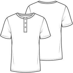 Browse our shop for sewing patterns T-Shirt 7074 MEN T-Shirts
