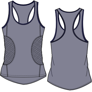 Select your   sewing patterns Top tank 3037 LADIES T-Shirts