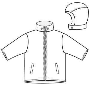 Browse through a wide variety of dress patterns Jacket 6852 BOYS Jackets