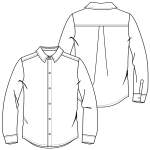 Browse through a offer of costume patterns Shirt 800 MEN Shirts