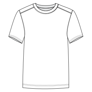Browse our  sewing patterns T-shirt running 3050 MEN T-Shirts