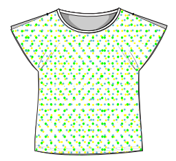 Browse our  sewing patterns T-Shirt 708 GIRLS T-Shirts