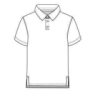 Browse through a huge variety of dress patterns Polo 638 MEN T-Shirts