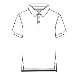 Browse through a offer of costume patterns Polo A 638 MEN T-Shirts