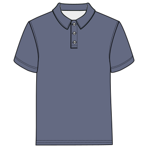 Select from a offer of costume patterns Polo W/C 3051 MEN T-Shirts