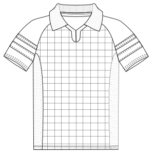 Browse through a wide variety of costume patterns Polo Tennis 3024 MEN T-Shirts