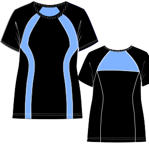 Select from a huge variety of dress patterns Promoter t-shirt H 6827 UNIFORMS T-Shirts