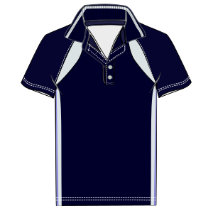 Dressmaking patterns for professionals Sport polo 6709 MEN T-Shirts