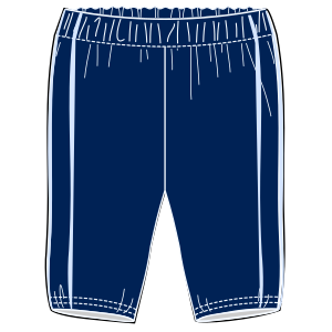 All our patterns have been tested and they are prepared for garments production Sport trouser 6892 BOYS Shorts
