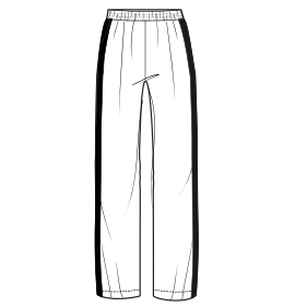 Trousers 6038