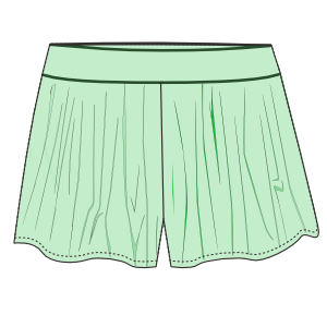 Browse our catalogue for sewing patterns Silk short 3039 LADIES Shorts