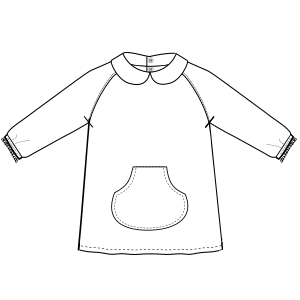 Easy dress patterns for domestic and professional users UNIFORMS