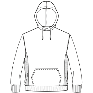 Browse our shop for sewing patterns Sweatshirt 3026 MEN Sweatshirt