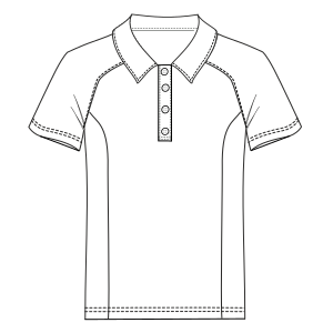 Select from a offer of dress patterns Polo 695 MEN T-Shirts