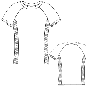 Browse through a  and nice assortment of dress patterns T-Shirt 6687 MEN T-Shirts