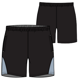 Easy dress patterns for  stitch Tennis short 7075 MEN Shorts
