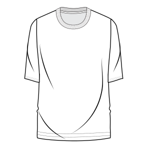 Browse our  sewing patterns T-Shirt 7098 MEN T-Shirts