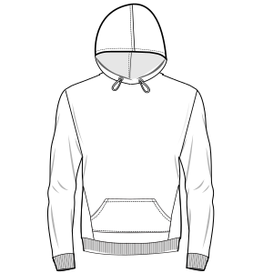 Select your   sewing patterns Hoodie 3083 MEN Jackets