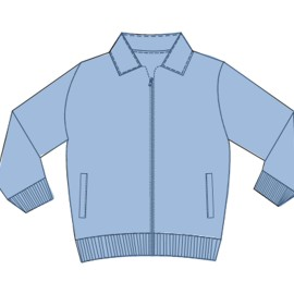 Browse our shop for sewing patterns Sports Jacket 0360 UNIFORMS Jackets