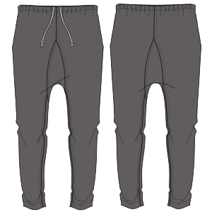All our patterns have been tested and they are made for garments production Taekwondo trousers 7088 UNIFORMS Trousers