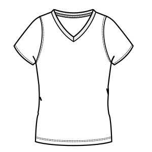 Browse through a wide variety of costume patterns Football T-Shirt 7386 LADIES T-Shirts